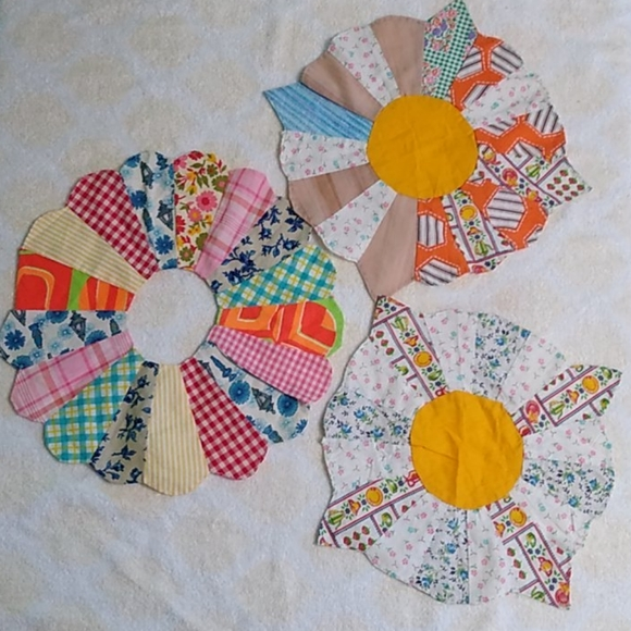 Quilt Pieces (3) OLD